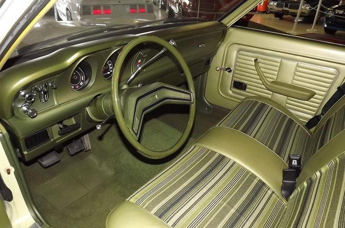 1973 Ford Maverick 4 Door