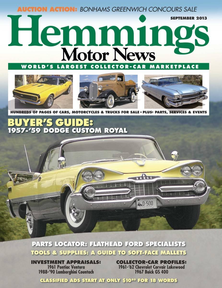 hemmings motor news classifieds | Newmotorspot.co