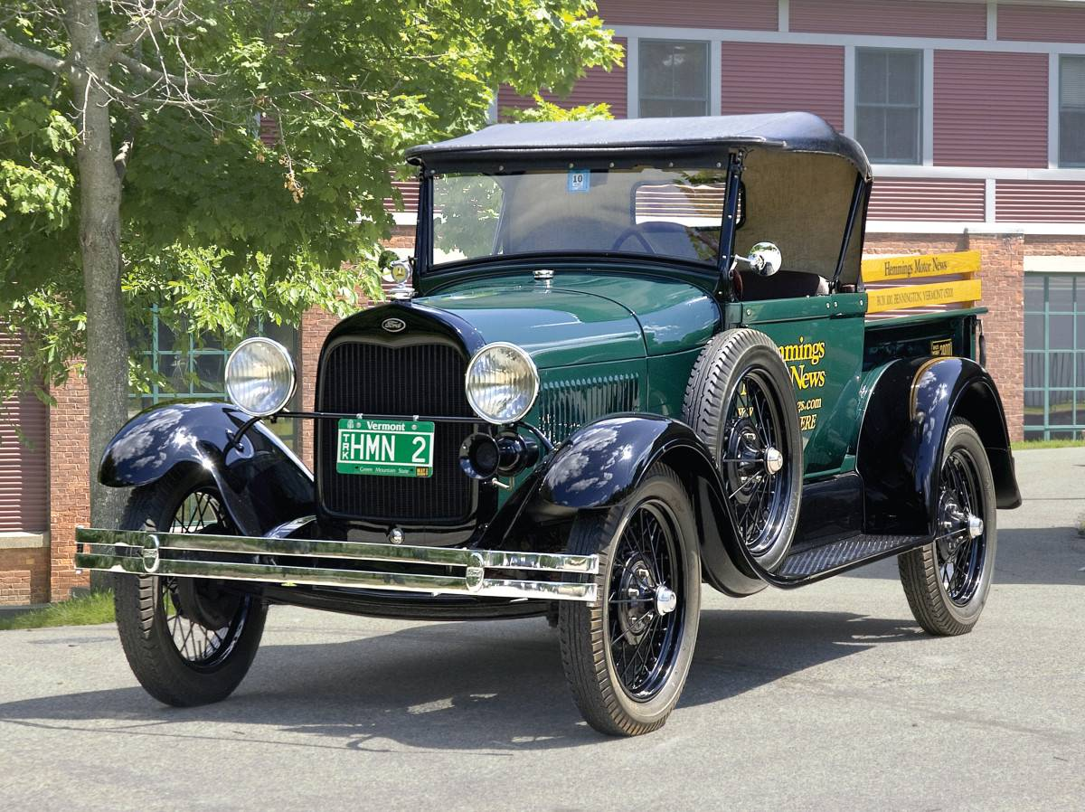 Ford Truck Flatbed 1929