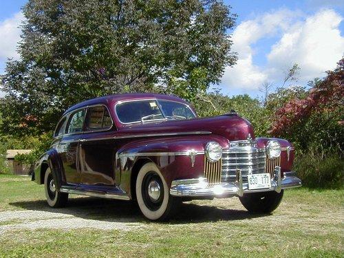 1941 Oldsmobile Slope Back