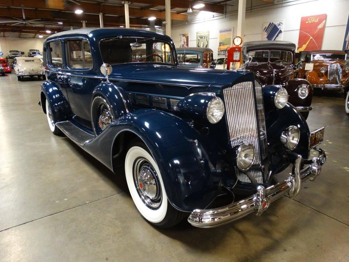1937 Packard Super 8 for sale 1810209  Hemmings Motor News