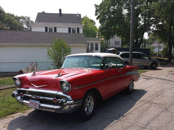 409 Powered Bubble Top Bel Air Breaks Into The Top10 In Portland