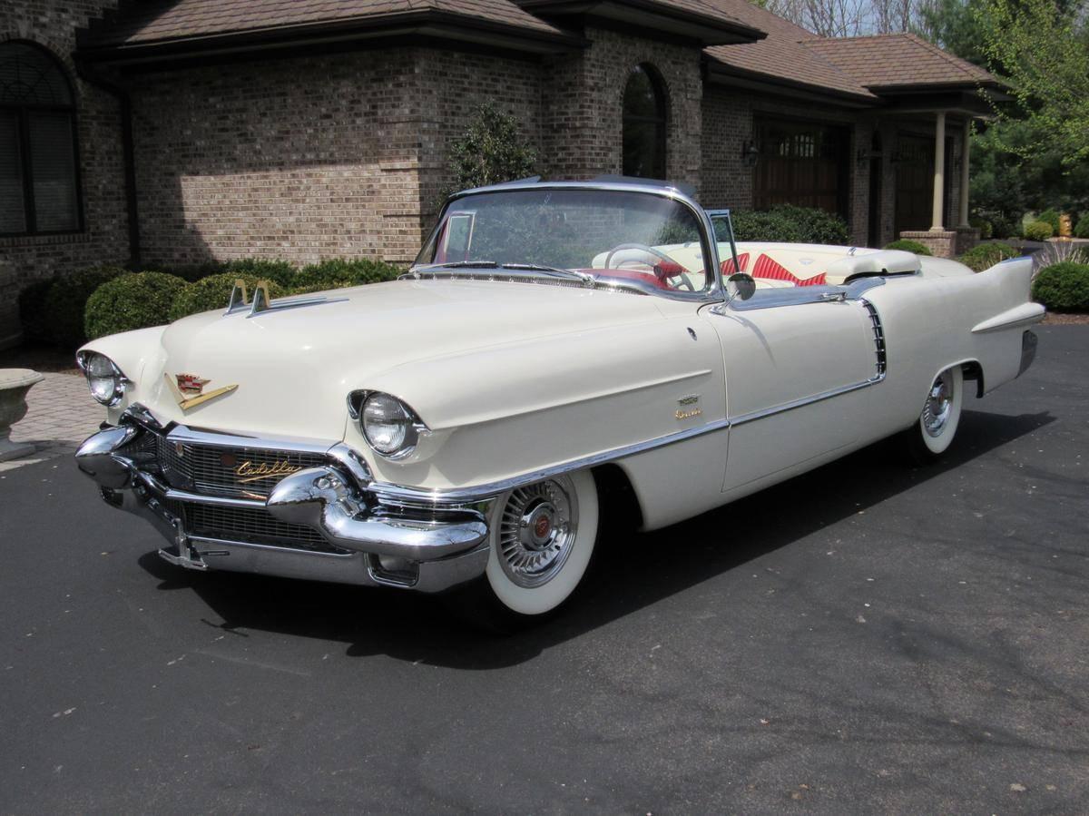 1956 Cadillac Eldorado Biarritz for sale #1861375 ...