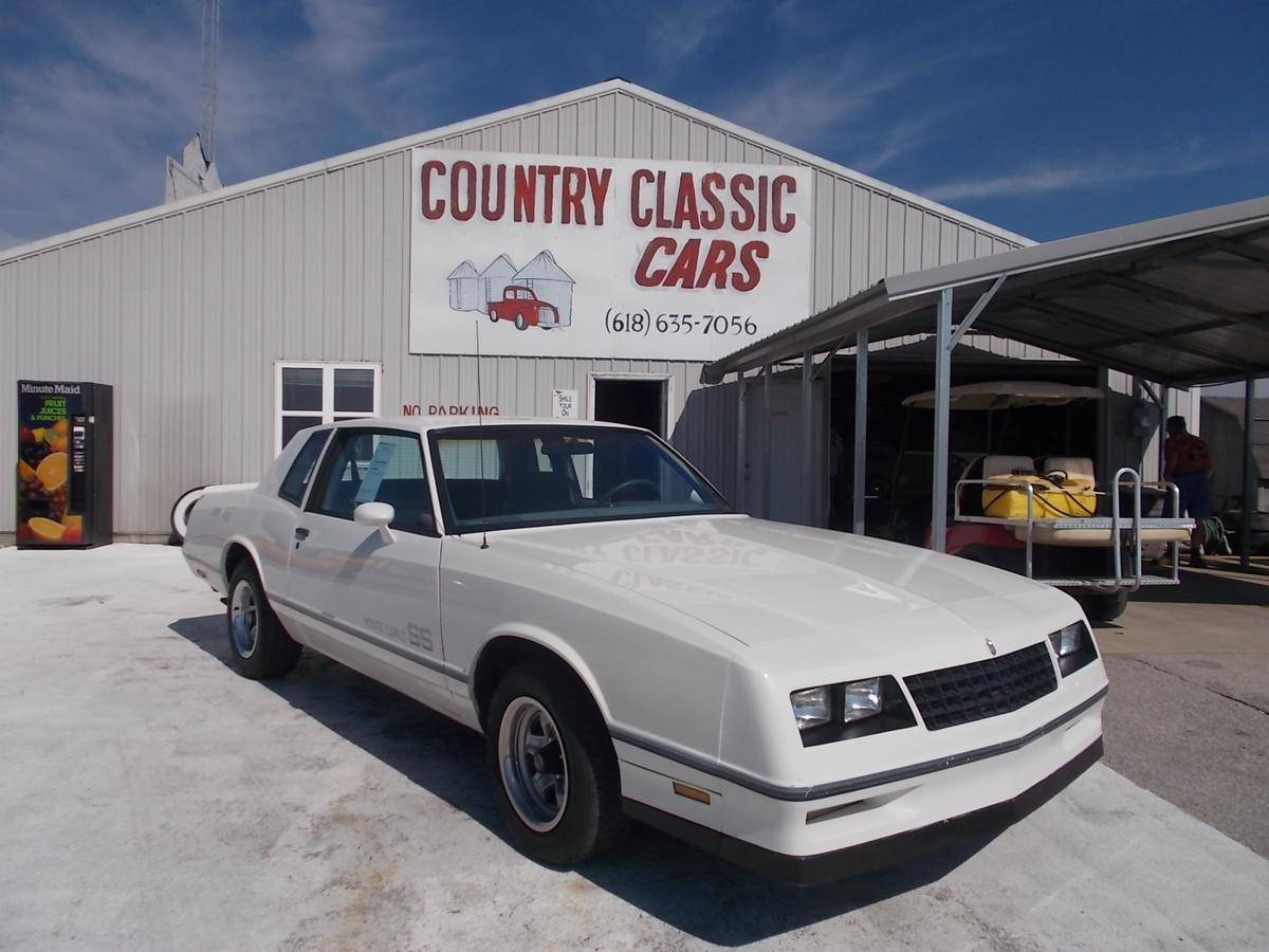 hight resolution of 1984 chevrolet monte carlo ss