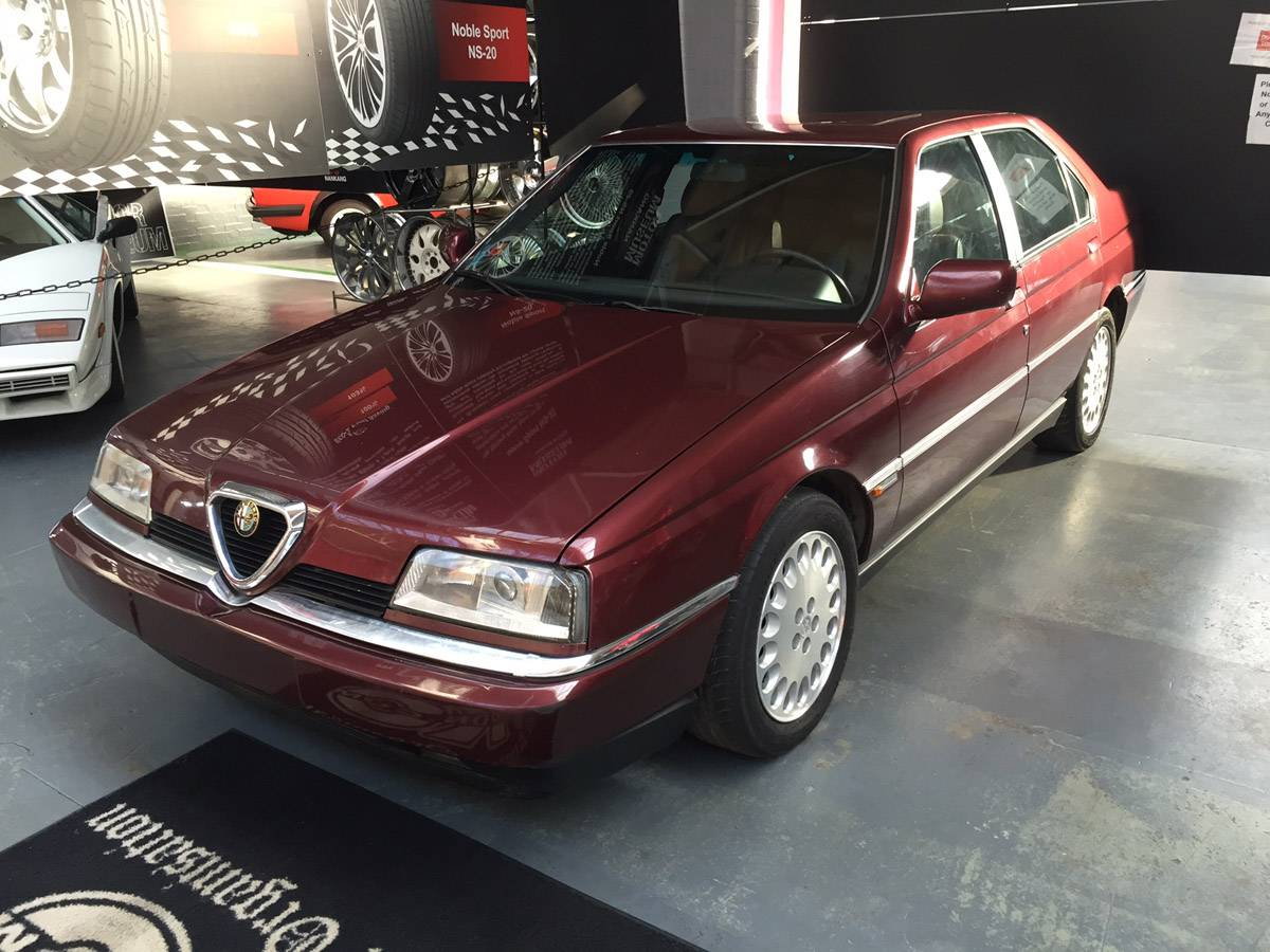 medium resolution of 1993 alfa romeo 164