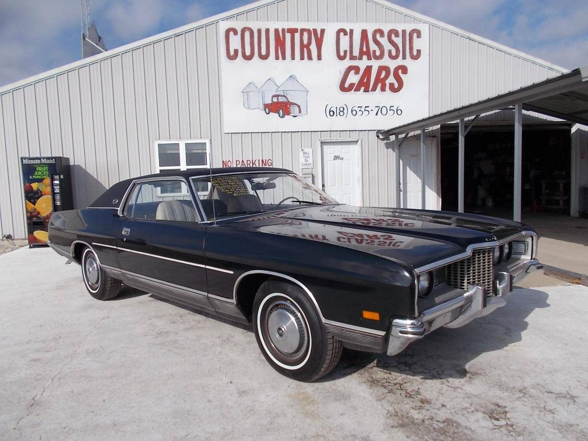 medium resolution of 1971 ford ltd for sale