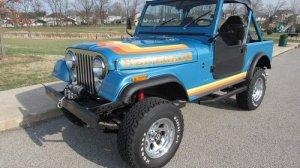 Jeep CJ7 for Sale  Hemmings Motor News