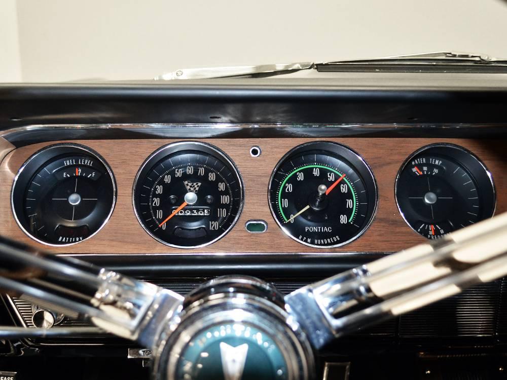 1965 Pontiac Gto Wiring Diagram