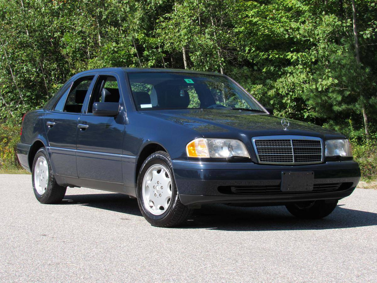 medium resolution of 1995 mercedes benz c220 for sale
