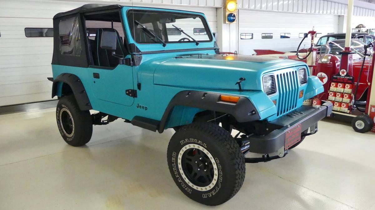 1993 jeep wrangler wrangler jeep 4x4 convertible [ 1200 x 674 Pixel ]
