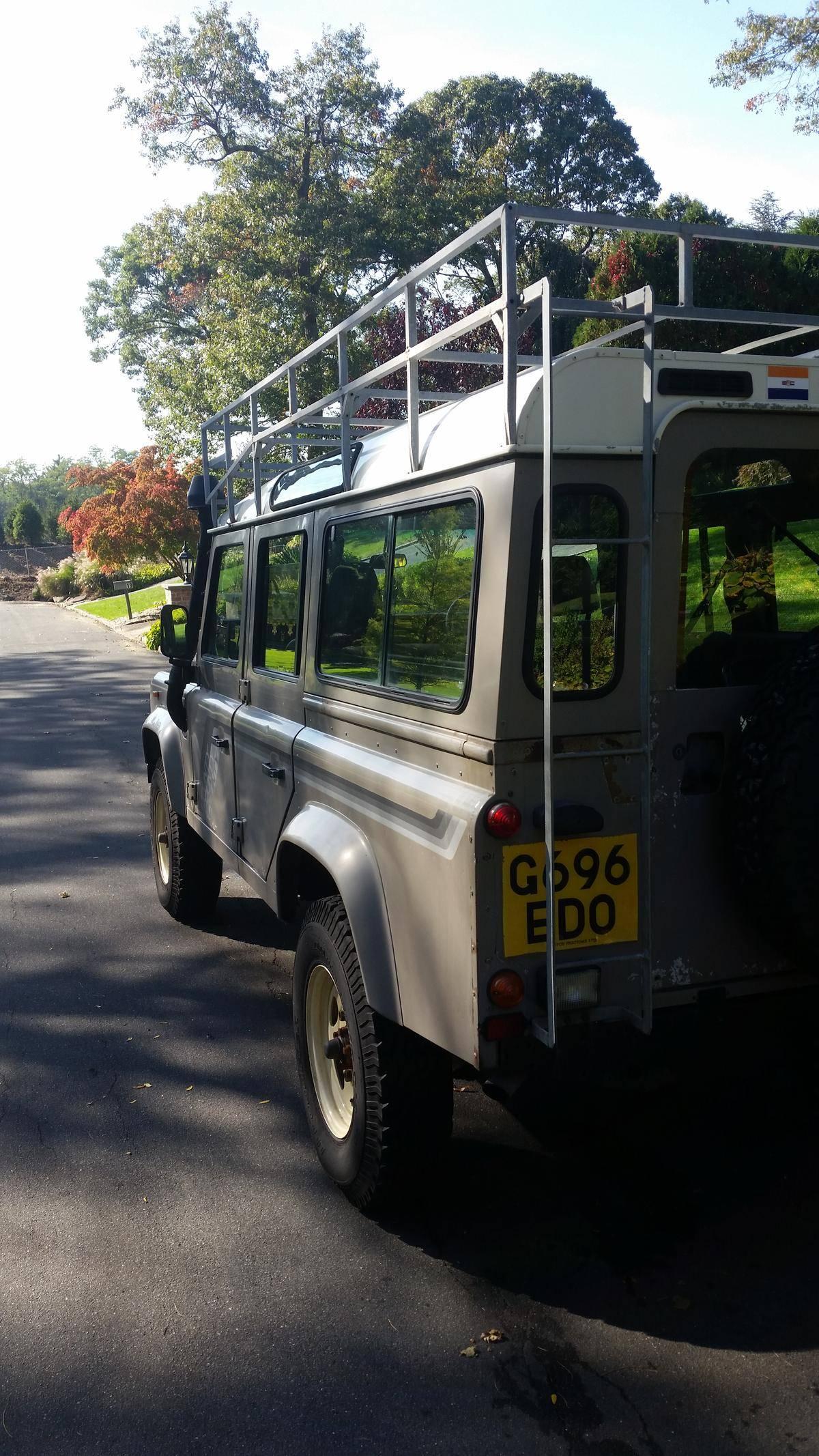 1989 Land Rover Defender 110 for sale Hemmings Motor News