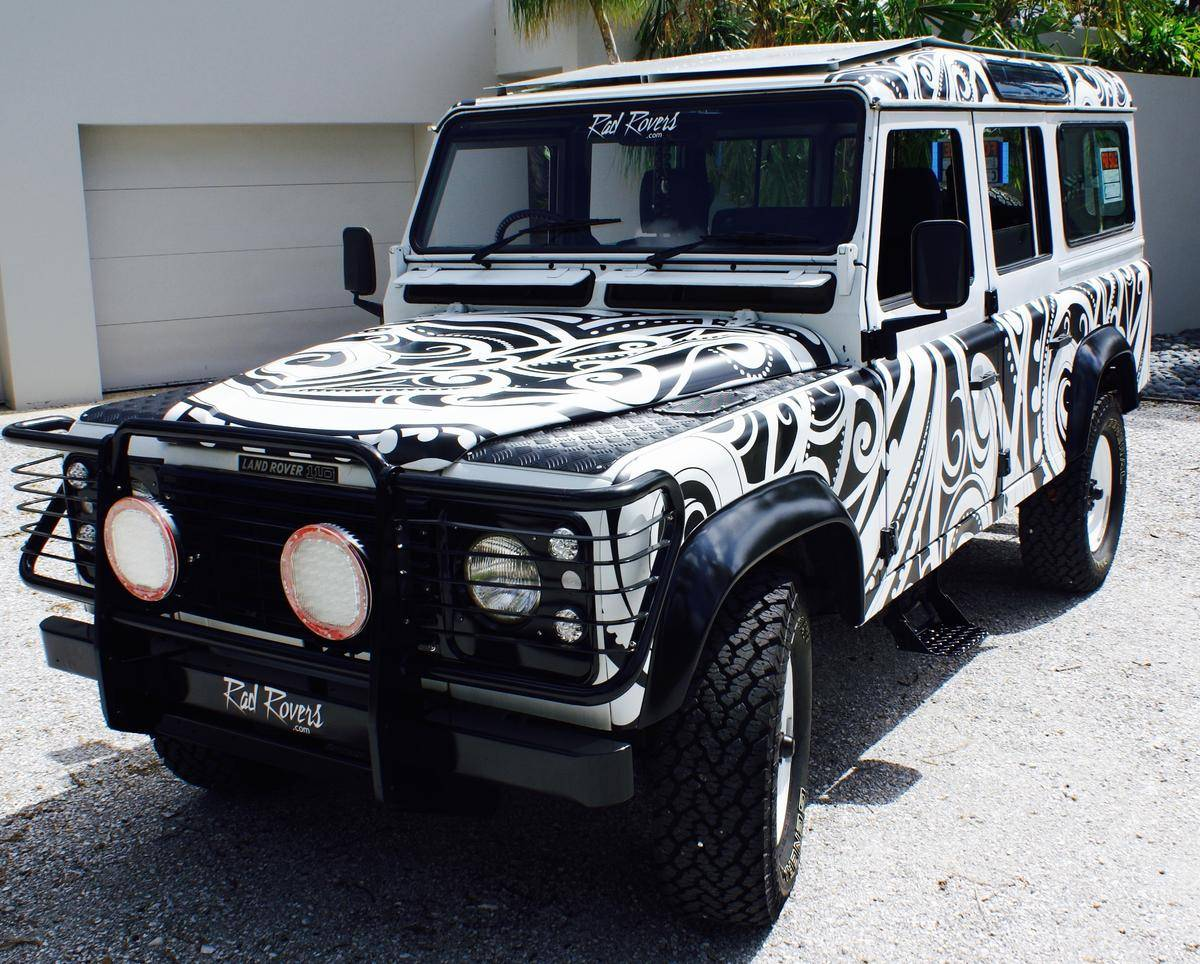 medium resolution of 1990 land rover defender 110 for sale