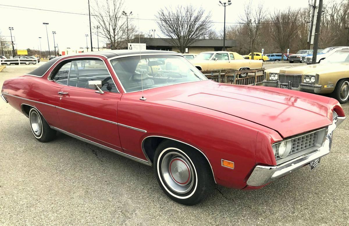1971 Ford Torino for sale 2094451 Hemmings Motor News