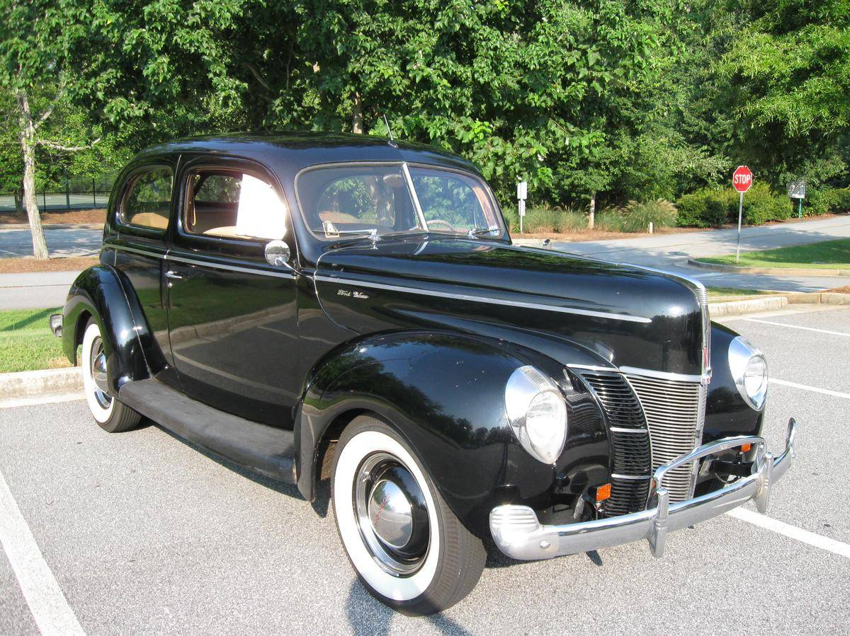 hight resolution of 1940 ford deluxe tudor