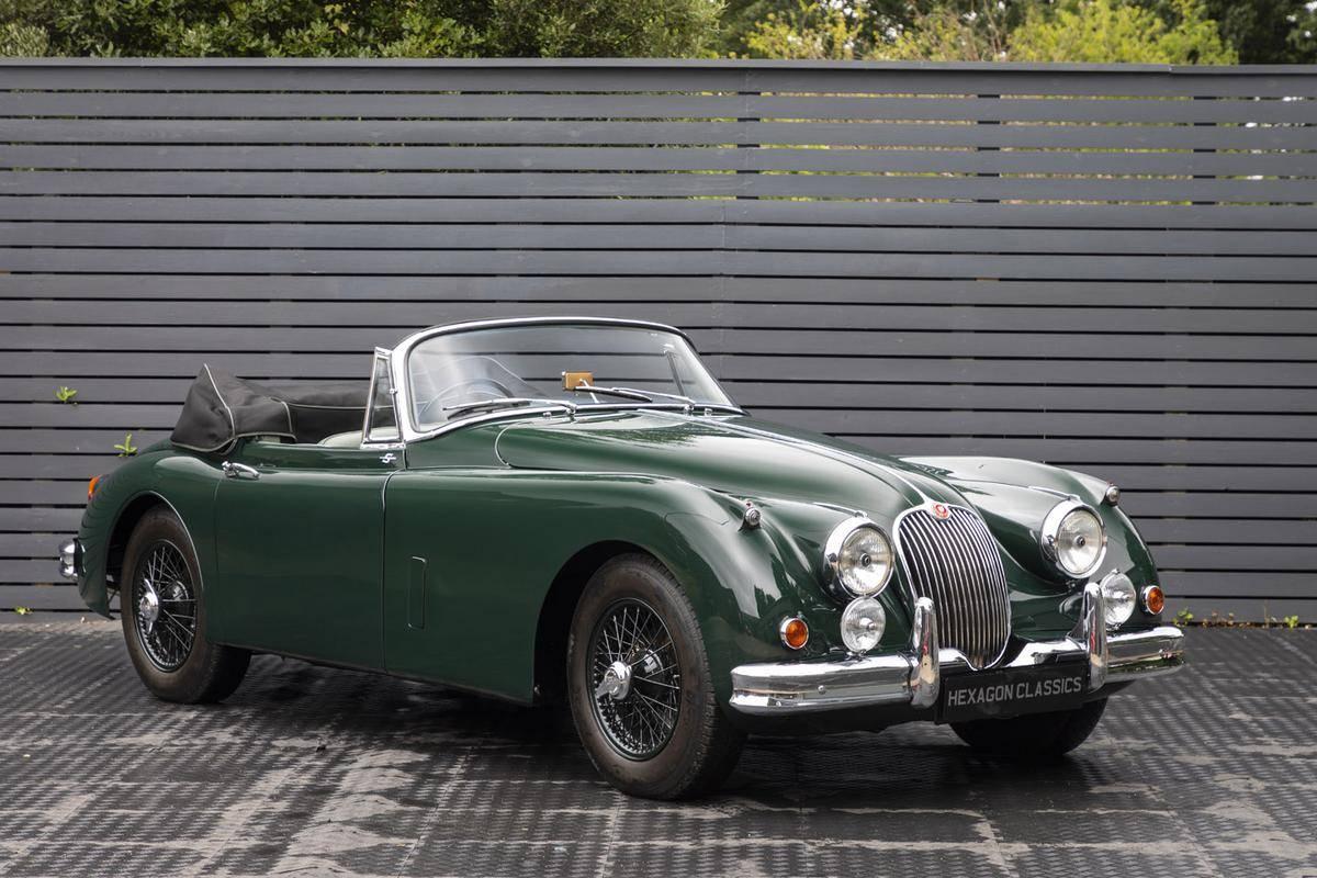1960s Jaguar Cars