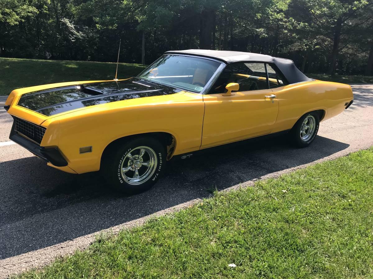 1971 Ford Torino for sale 2154471 Hemmings Motor News
