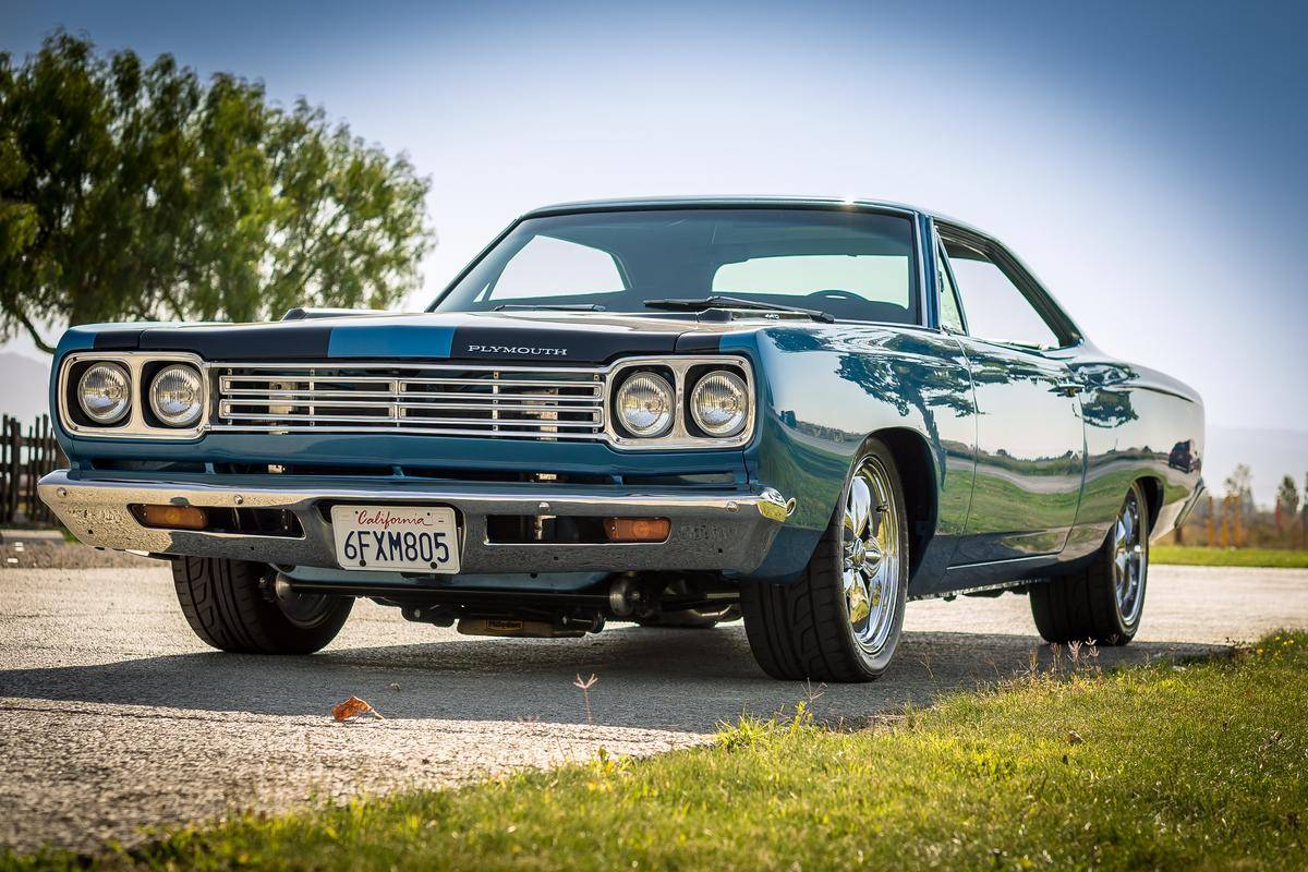 1968 Plymouth Road Runner for sale 2184200  Hemmings