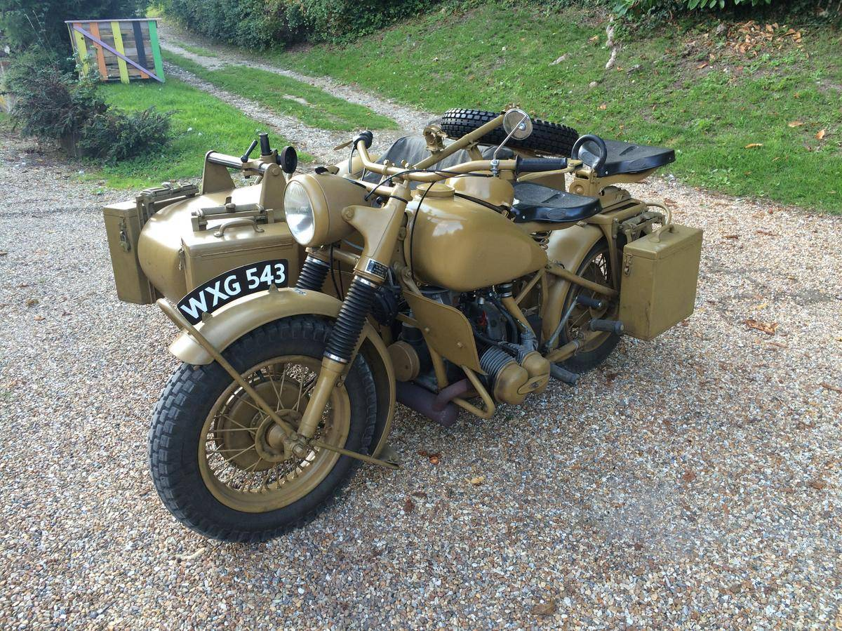 1945 bmw r75 for