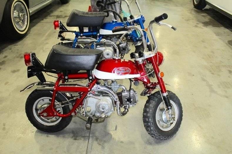 Pics Photos 1969 To 1971 Honda Ct70 Mini Trail 70 Wiring Diagram