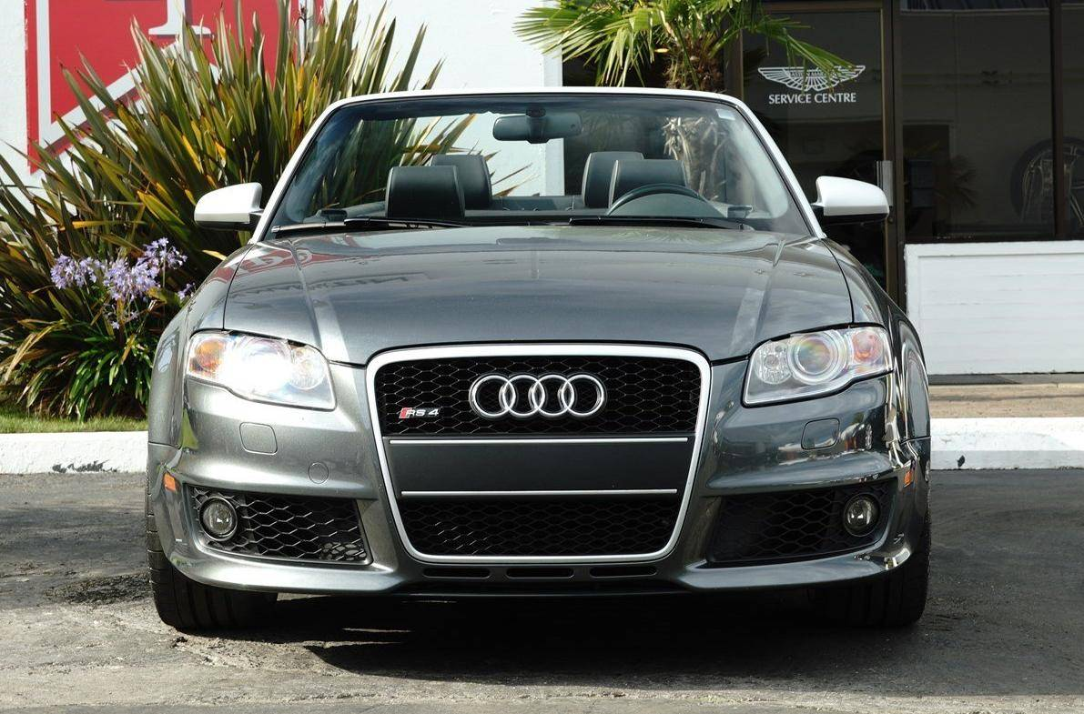 hight resolution of 2008 audi rs4 cabriolet