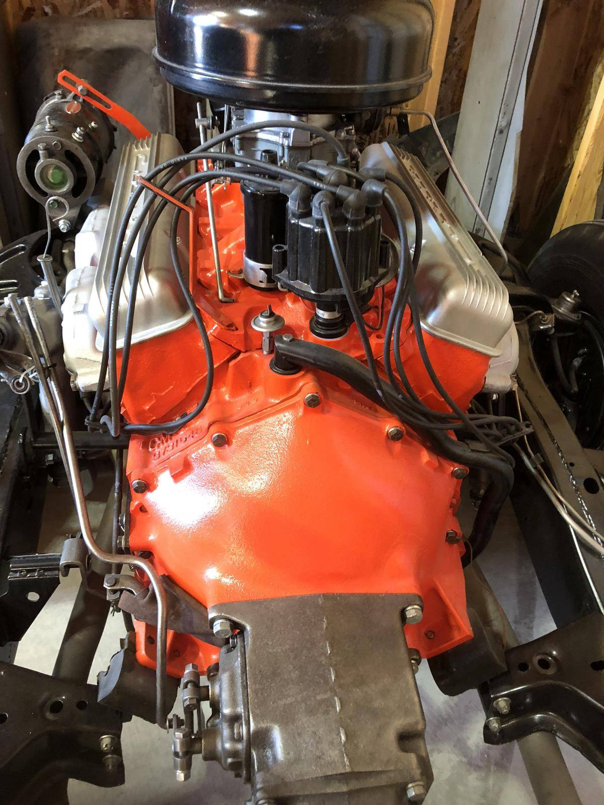 medium resolution of image 6 of 14 57 chevy bel air 2 door fully restored chassis