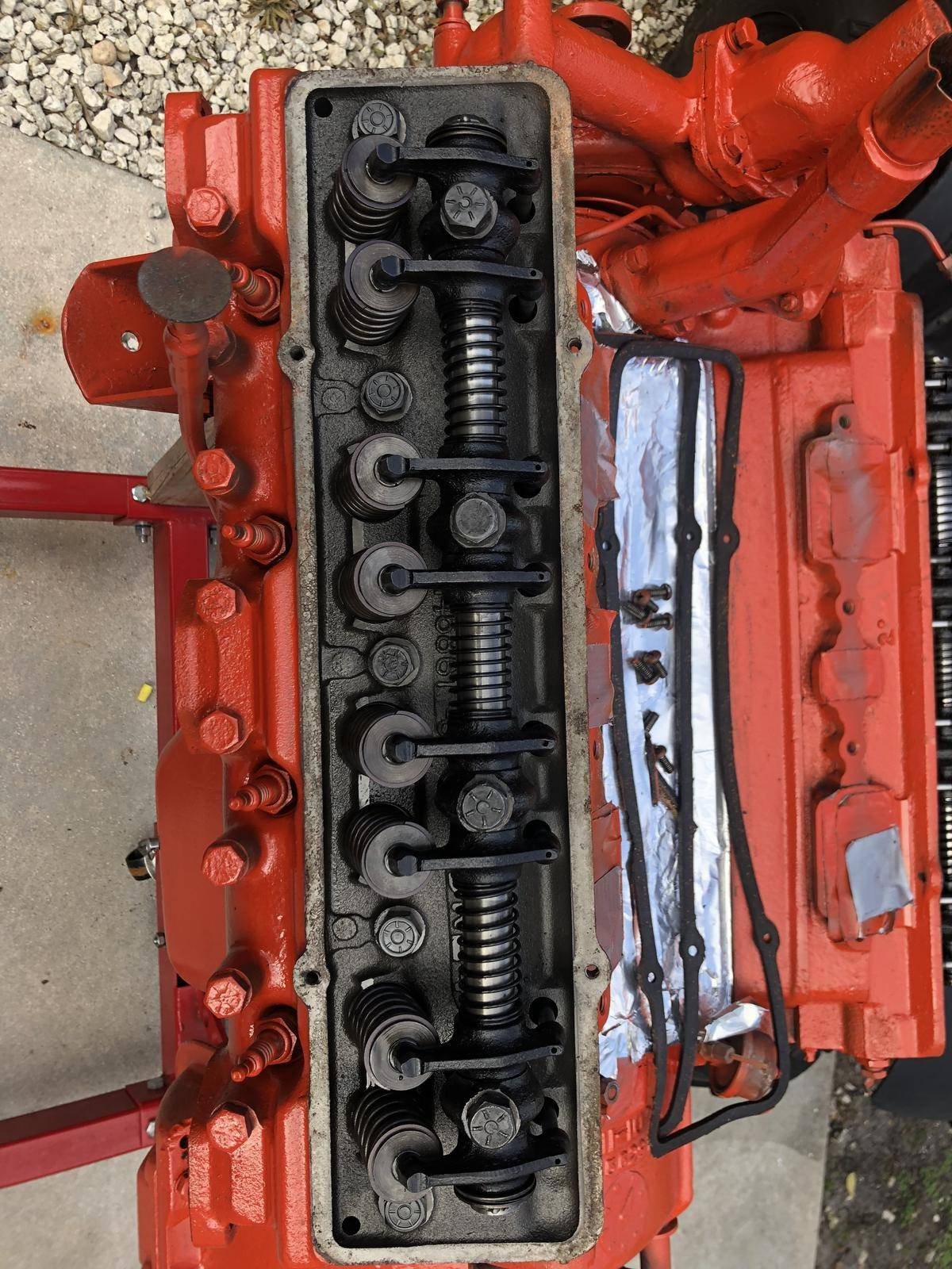 hight resolution of image 1 of 9 1952 cadillac 331 engine