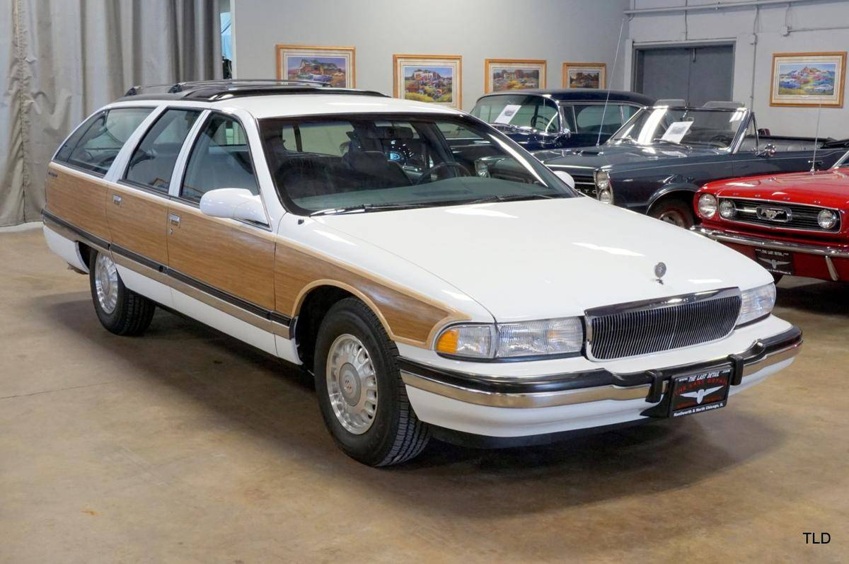 1996 Buick Roadmaster For Sale 2238607 Hemmings Motor News