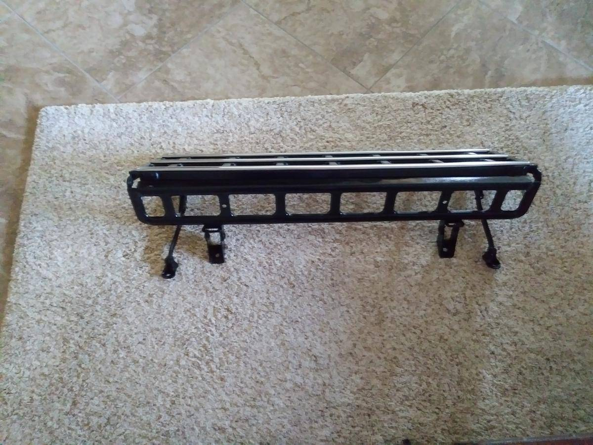 hight resolution of image 4 of 4 1931 32 chevy folding trunk rack