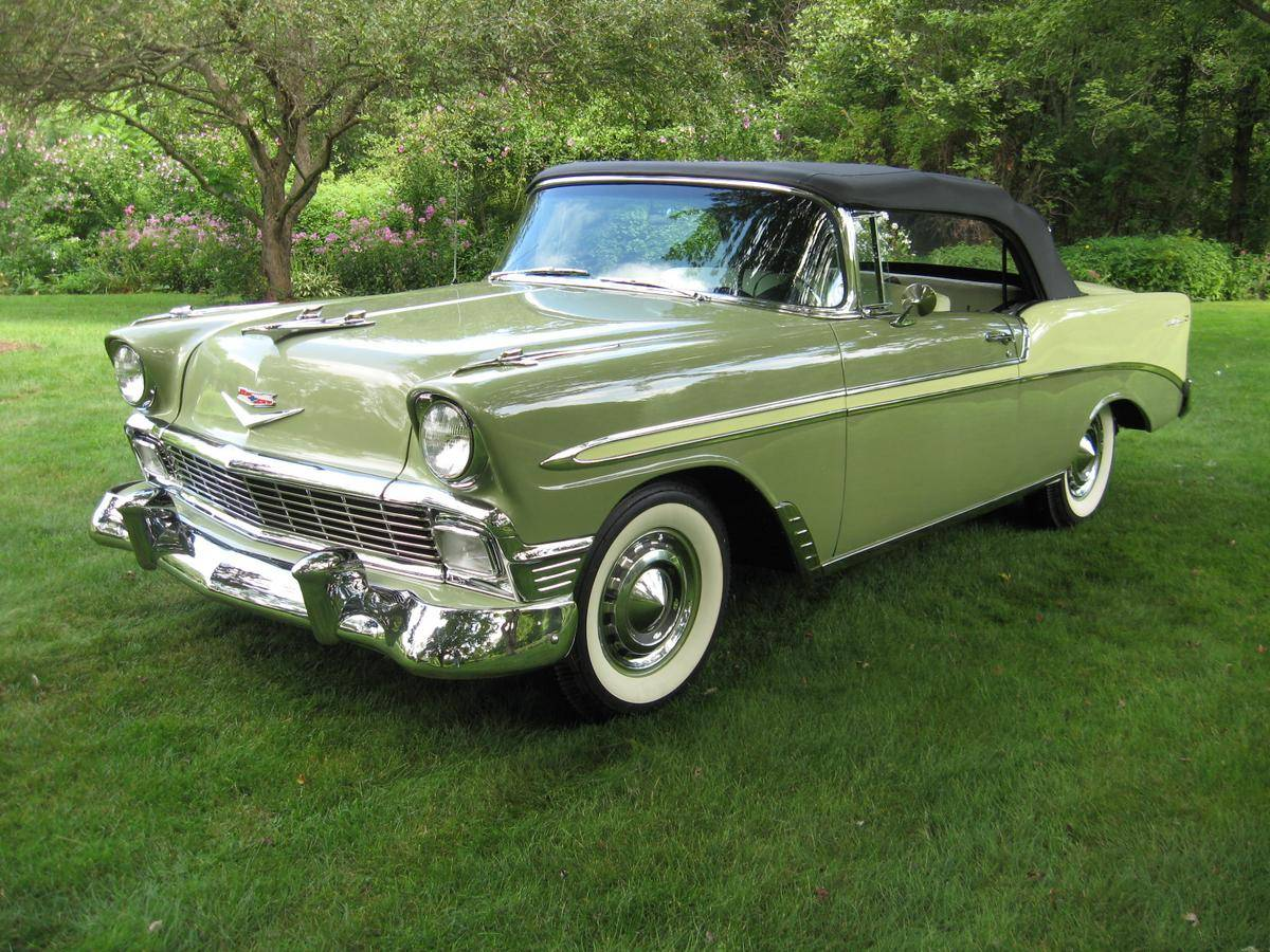 small resolution of 1956 chevrolet bel air convertible