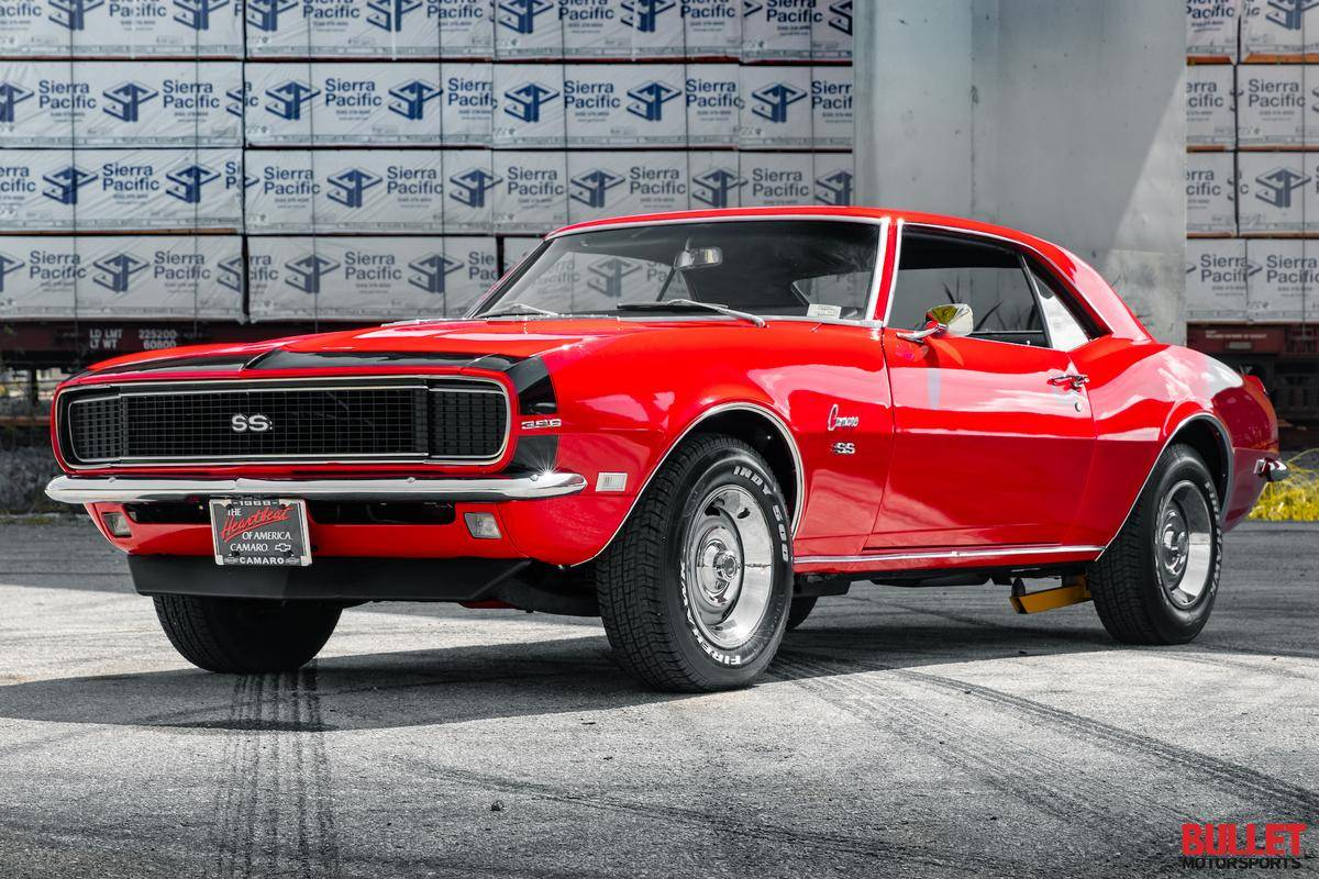 small resolution of 1968 chevrolet camaro for sale
