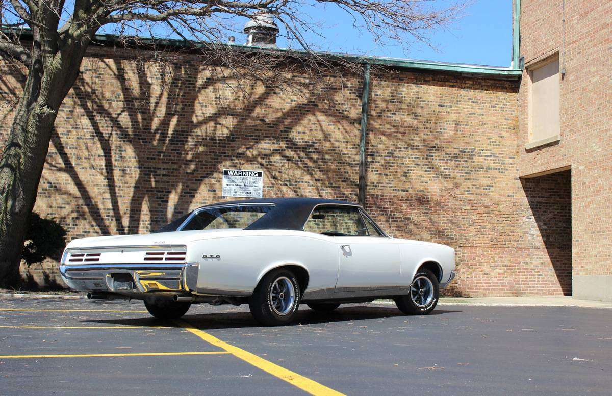 medium resolution of 1967 pontiac gto for sale