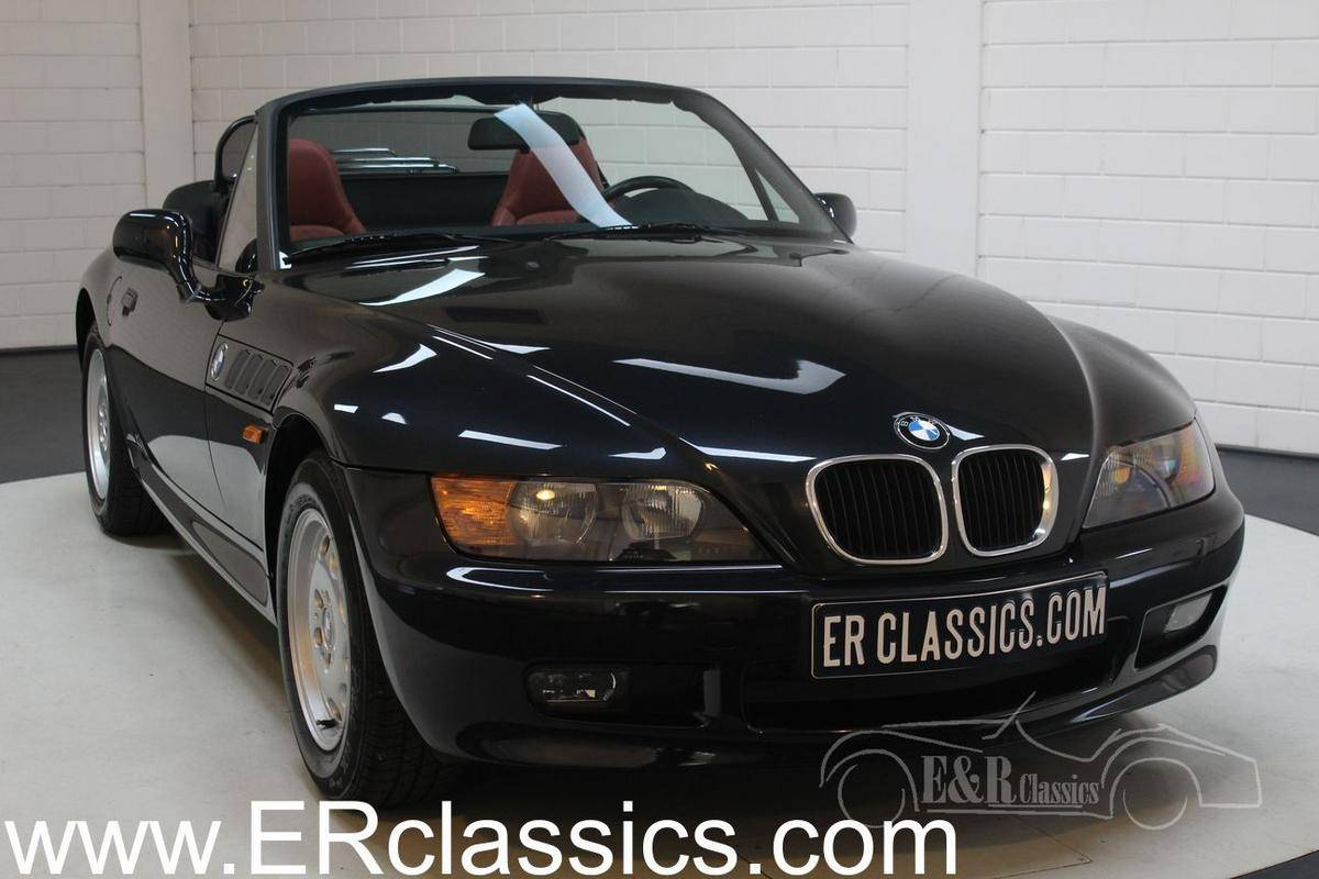 small resolution of 1997 bmw z3 roadster 1997 only 12 775 km