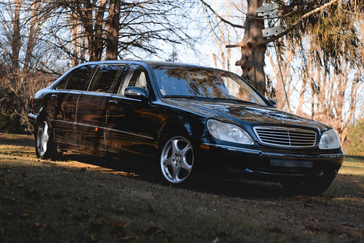medium resolution of 2002 mercedes benz s500 pullman