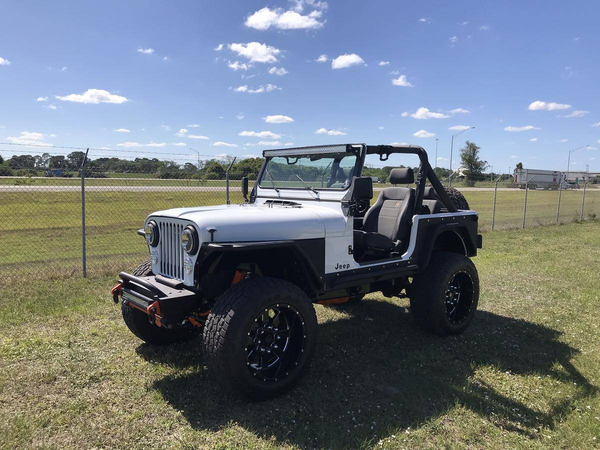 small resolution of 1984 jeep cj7 for sale