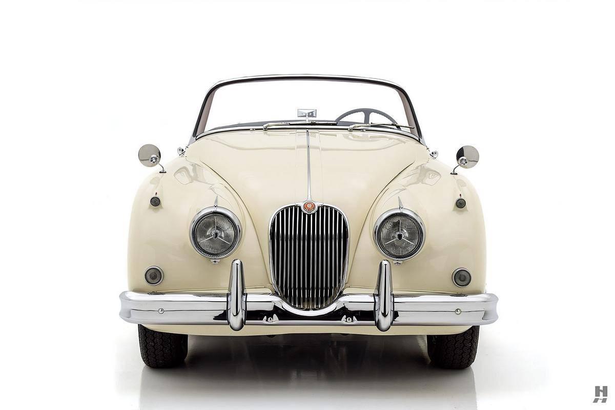 hight resolution of 1958 jaguar xk 150 for sale