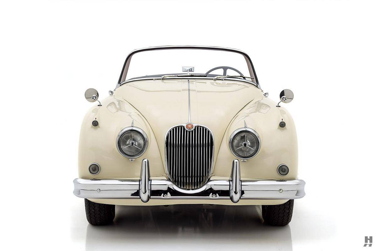 small resolution of 1958 jaguar xk 150 for sale