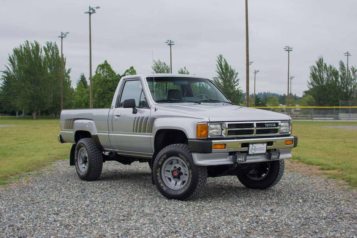 hight resolution of 1987 toyota pickup sr5