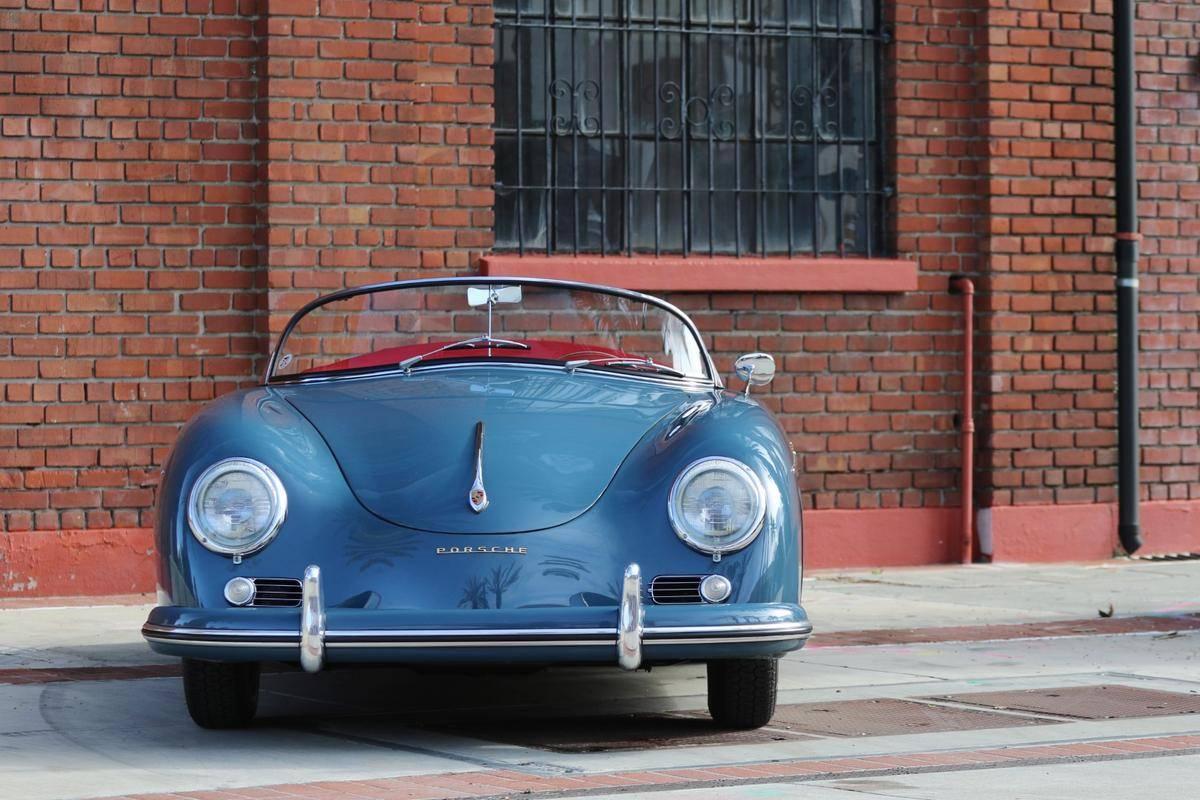 1956 porsche 356a speedster [ 1200 x 800 Pixel ]