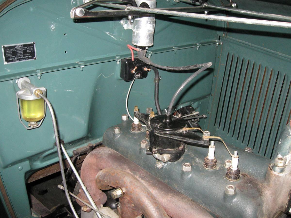 1929 ford model a tudor [ 1200 x 899 Pixel ]