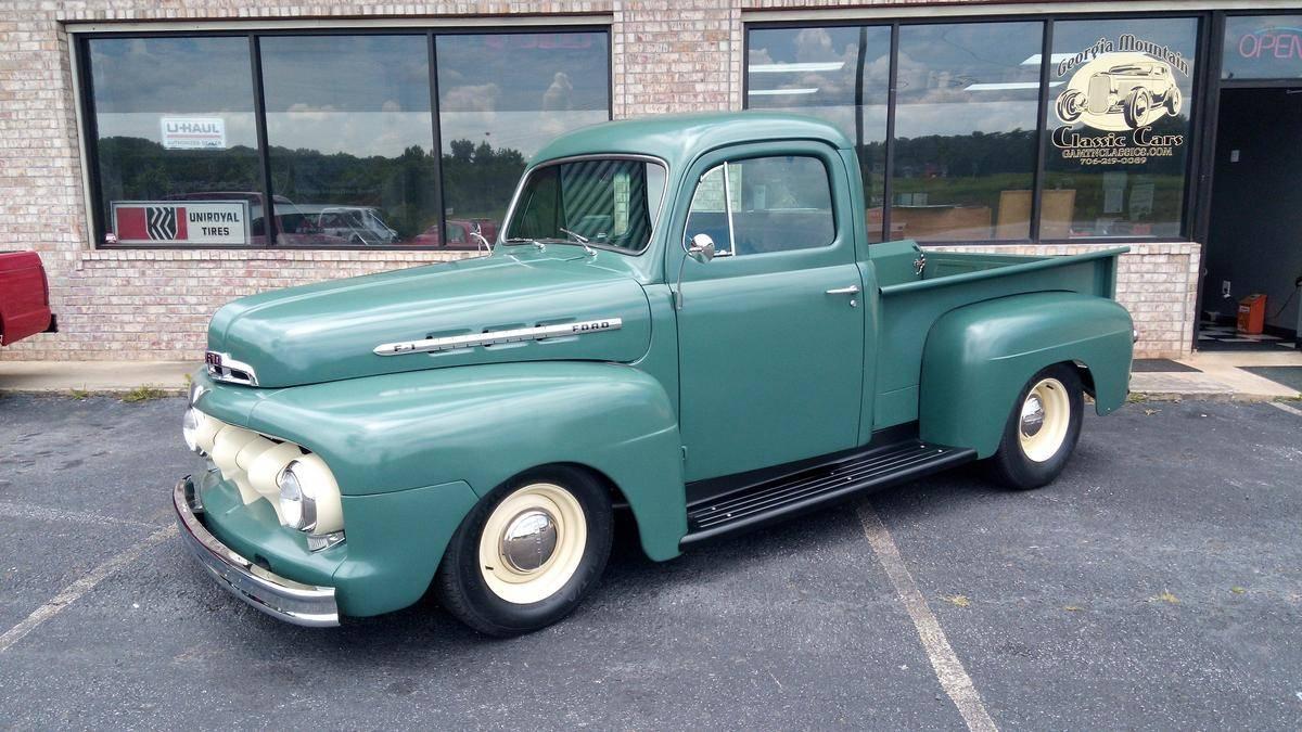 medium resolution of 1951 ford f1 pickup