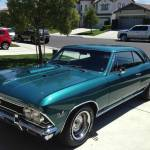 1966 Chevrolet Chevelle For Sale 2364721 Hemmings Motor News