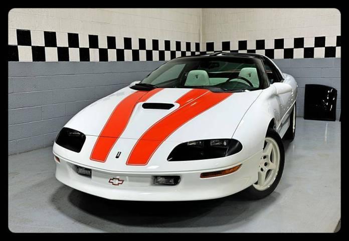 1997 Chevrolet Camaro For Sale 2451053 Hemmings Motor News