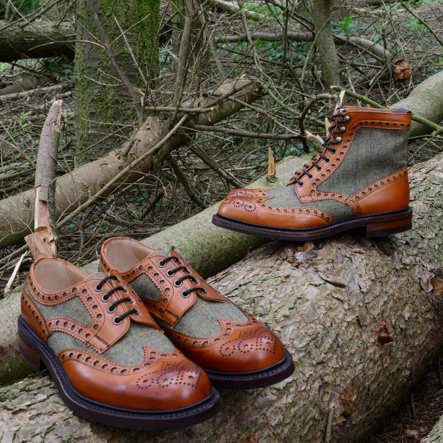 Dartmoor and Exmoor shoes and boots