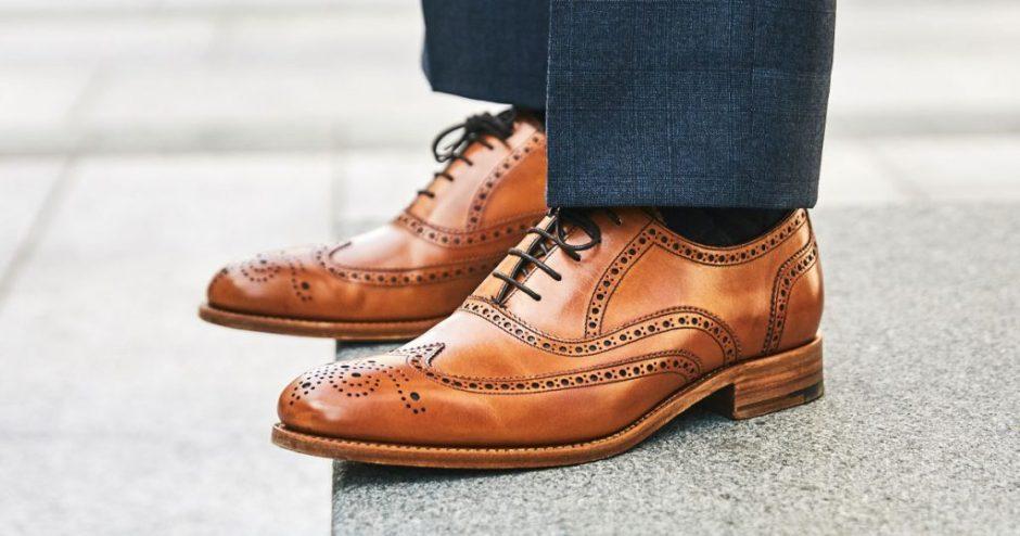 Buy British shoes
