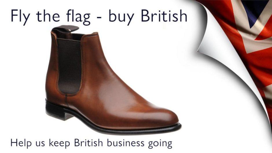 Back British shoe manufacturers