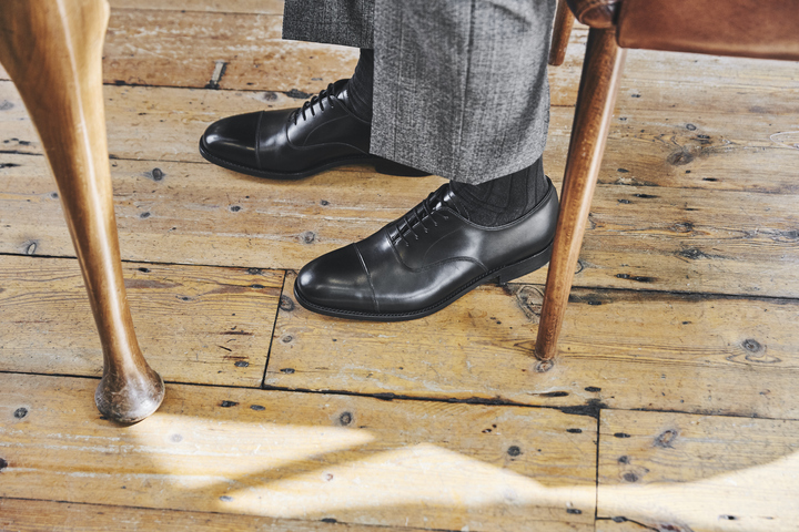 Sustainable quality footwear for men made to last