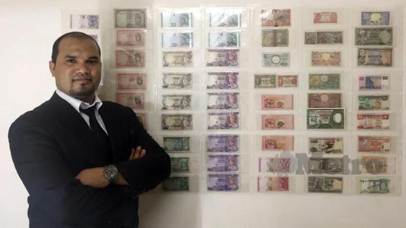 MUHAMMAD Ibrahim Hassan. FOTO ihsan Muhammad Ibrahim Hassan