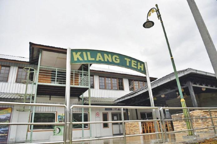 KILANG teh tertua di Malaysia menjadi sejarah kepada negara.