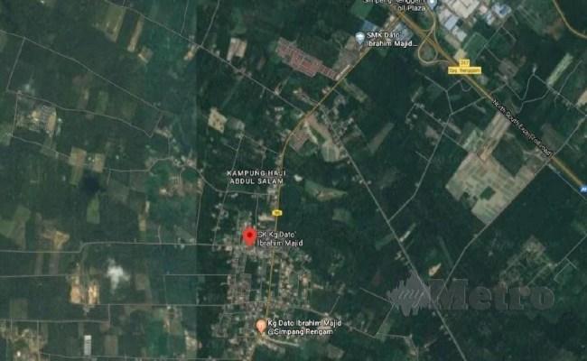 3 570 Penduduk Simpang Renggam Diarah Berkurung Dalam