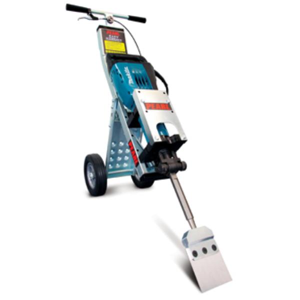 pearl abrasive co easy hammer cart for